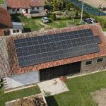 Instalacja fotowoltaiczna w powiecie Giżyckim o mocy 15,64 kWp