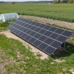 Instalacja fotowoltaiczna w gminie Gołdap o mocy 8,16 kWp
